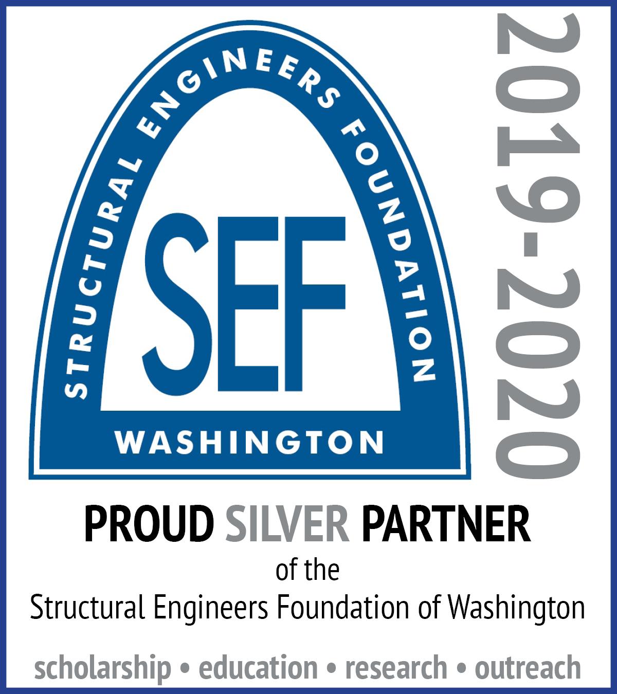 Proud SEF Silver Partner